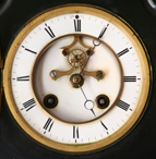 antique pocket watch face