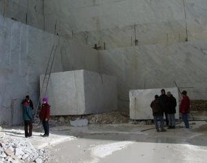 huge stone block
