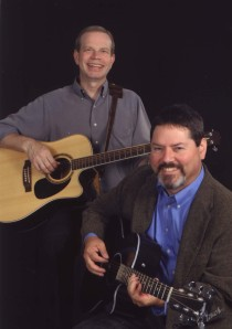 Dan and Roger