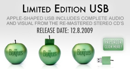 Beatles USB