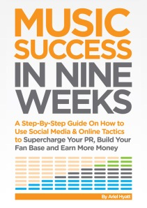 Music Success in Nine Weeks book cover