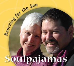 Reaching for the Sun - Soulpajamas CD cover